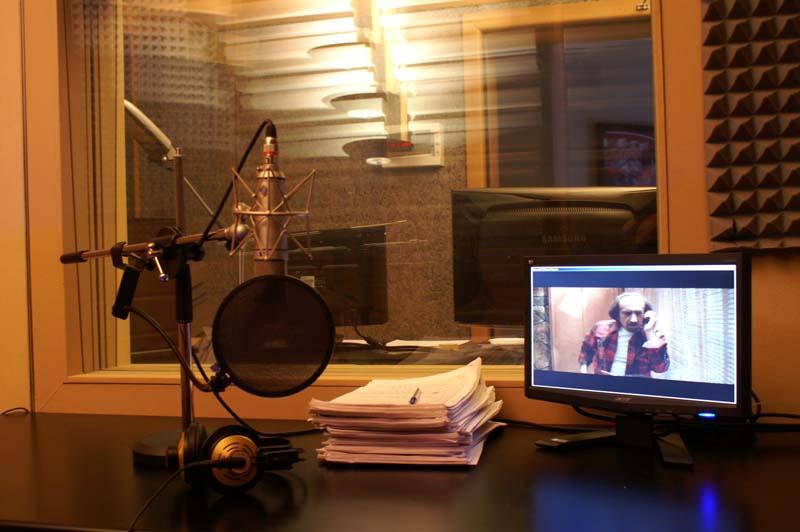 dublaj ve kayıt odası ses yalıtımı