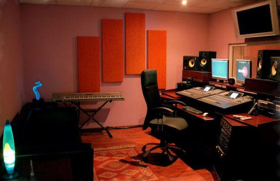 kayıt ve dublaj odası ses izolasyonu