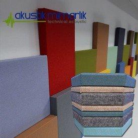 Kumaş Kaplı Akustik Panel